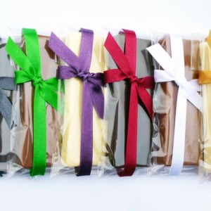 Chocolate Bar Wedding Favour Examples Product Image