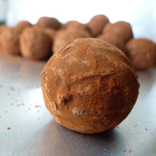 Dark Chocolate Truffle Product Image