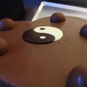 yinyang chocolate