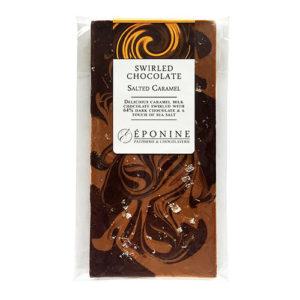 Artisan Bar - Salted Caramel Swirl Dark Milk Chocolate