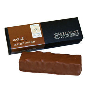Barre - Praline Crunch Unboxed and with Angled Box