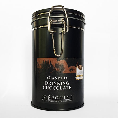 Gianduja Drinking Chocolate Tin