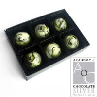 Gin and Tonic Truffle Box Award Logo