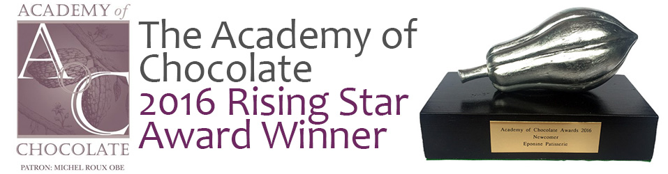 Academy of Chocolate Awards 2016 Rising Star Winners Banner Image