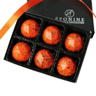 Pumpkin Pie Chocolates Box