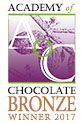 Academy of Chocolate Awards Bronze 2017