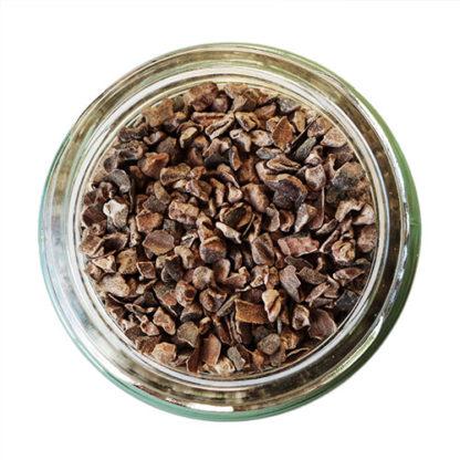 Cocoa Nibs Jar
