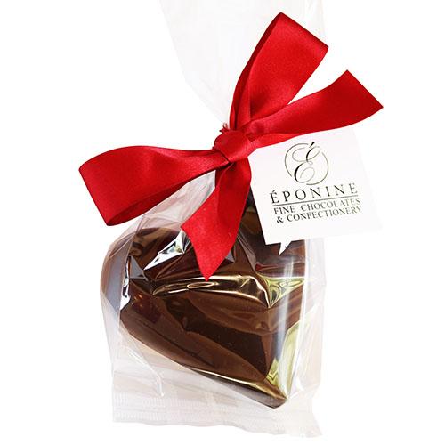 Drinking Chocolate Heart