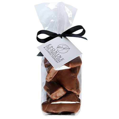 Milk Chocolate Coated Honeycomb Bag