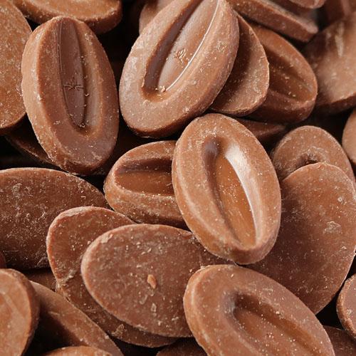 Valrhona Jivara Milk Chocolate Feves