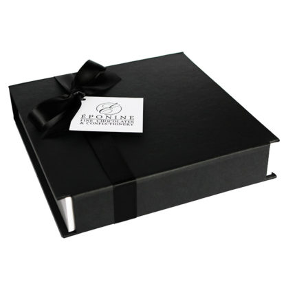 Chocolate Selection Gift Box and Ribbon