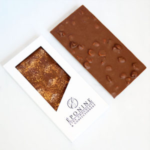 Hazelnut Praline Azelia Milk Chocolate Bar