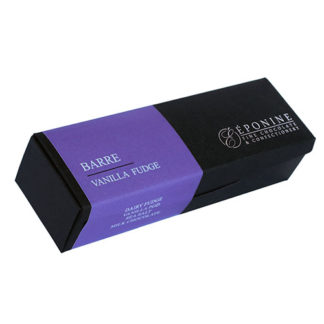 Barre - Vanilla Fudge in Box Angled