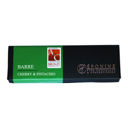 Barre - Cherry & Pistachio in Box