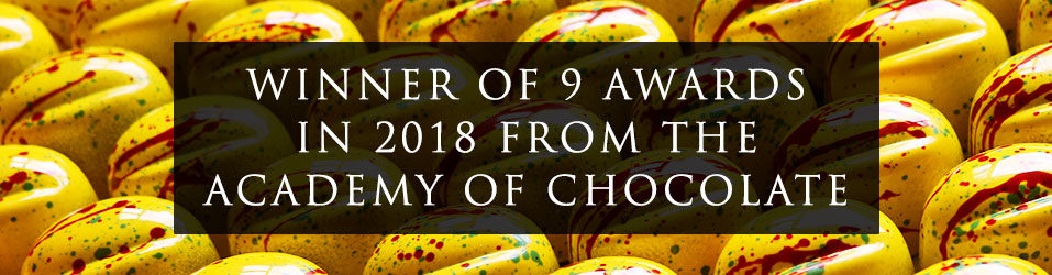 Academy of Chocolate Awards 2018 Winners Banner Image