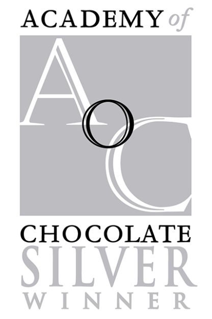 Academy of Chocolate Silver Award Winner