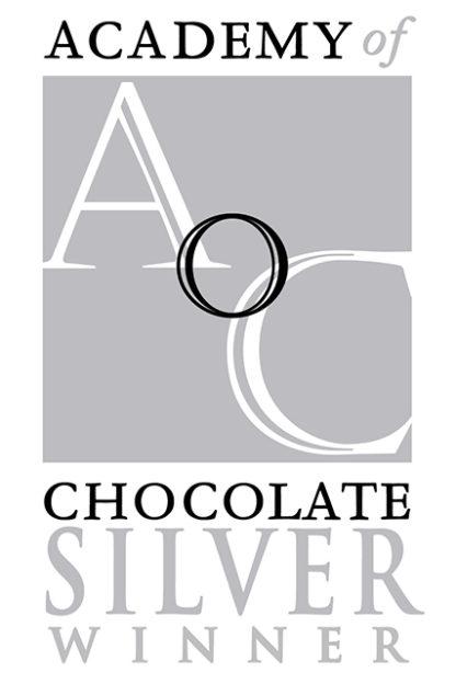 Academy of Chocolate Silver Award Winner
