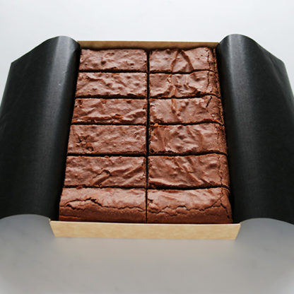 Classic Brownie Box Open Portrait