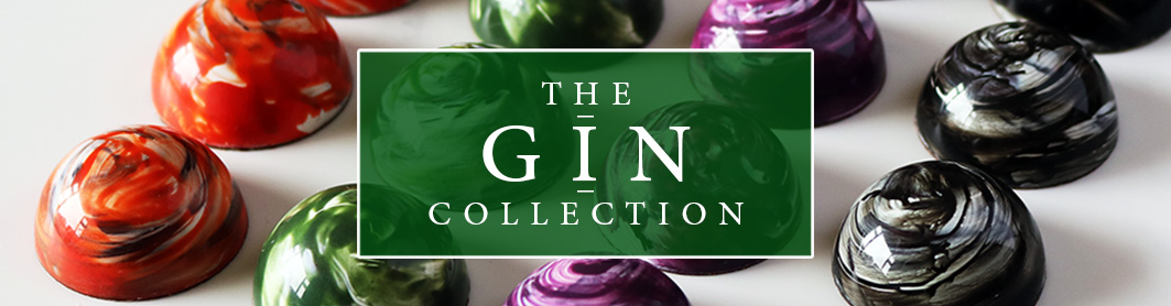 Gin Chocolate Collection Banner Image