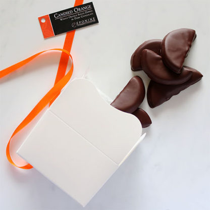 Candied Orange with Dark Chocolate Unboxed Overview