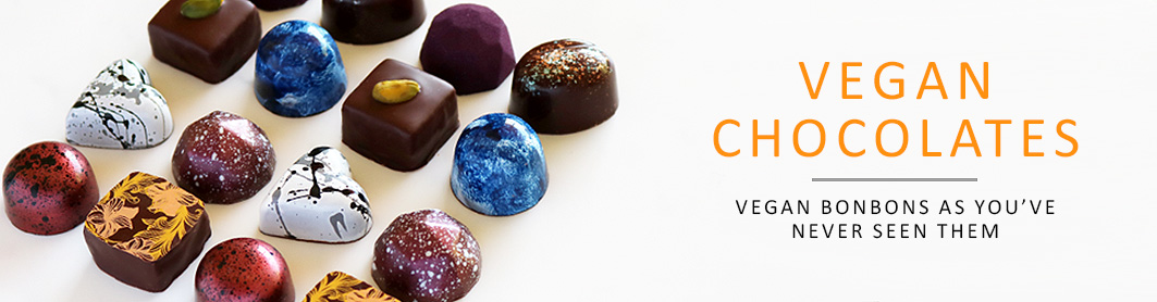 Vegan Chocolate Collection Banner Image
