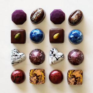 Vegan Chocolate Collection No Box Overview