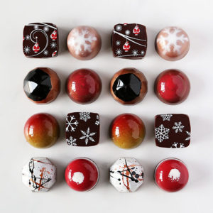 Christmas Chocolate Collection 2018 No Box Overview