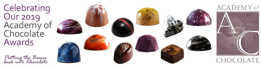 Academy of Chocolate Awards 2019 Banner Image